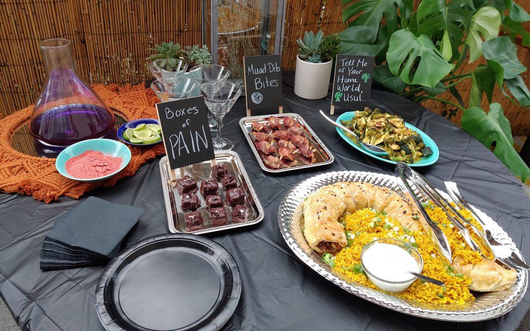 Dune-Themed Dinner Party! Full Menu Plan & Recipes…